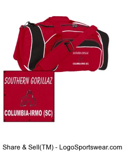 Holloway League Bag Design Zoom