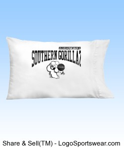 Southern Gorillaz Custom Pillow Cases Design Zoom
