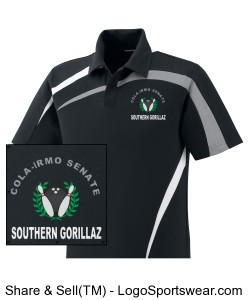 SG Columbia-Irmo Senate Shirt Design Zoom